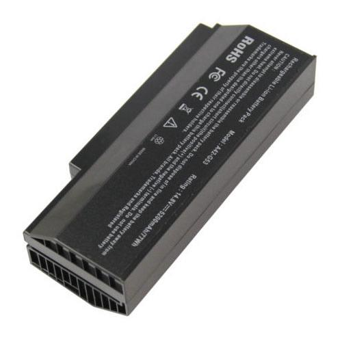 14.8V 5200mAh Replacement Laptop Battery for Asus A42-G73 A42-G53 G73-52