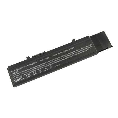 5200mAh Replacement Laptop battery for Dell 4JK6R 7FJ92 Vostro 3500 3700