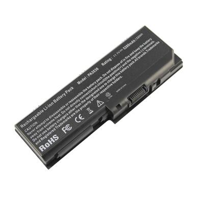 5200mAh Replacement Laptop Battery for Toshiba PA3537U-1BRS PABAS100 PABAS101