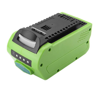 5000mAh Replacement Tools Battery for Greenworks G-Max 40V 27062 2100702 2100202 2501302