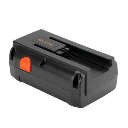 25V Replacement Tools Battery for Gardena 04025-20 8838 Spindle Mower 380C 380