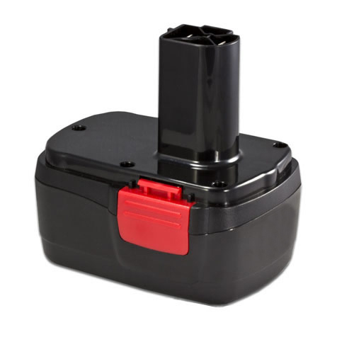 Replacement Power Tools battery for Craftsman 11044 130279002 2000mAh 14.40V