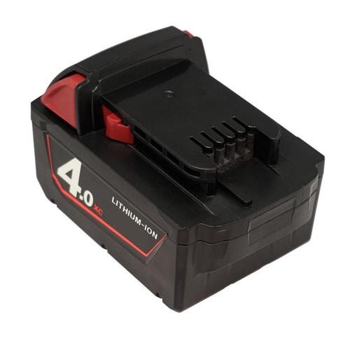 Replacement tool battery for Milwaukee 4932352071 4932430063 C18B Li18 XC M18 4000mAh