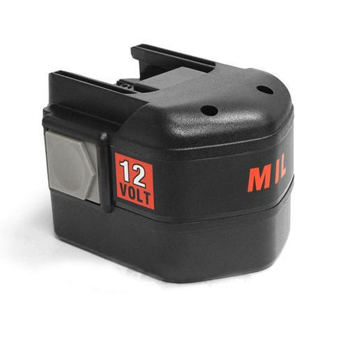 2000mAh Replacement tool battery for Milwaukee 48-11-1967 48-11-1970 6560-20 6560-21 6560-23