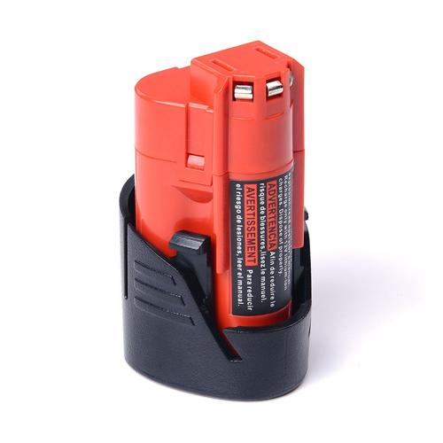 2000mAh Replacement Tool battery for Milwaukee 48-59-1812 2510-20 48-59-2401 2239-21 2276-20NST