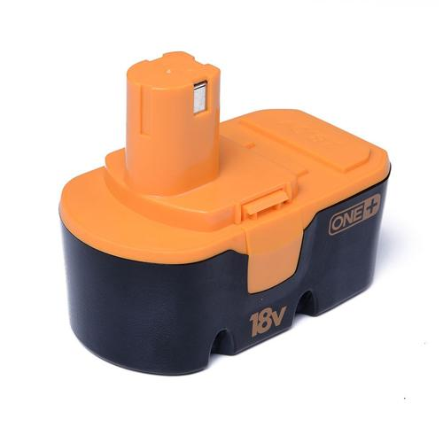 3000mAh Replacement battery for Ryobi 1400672 130224007 130256001 B-1815-S RJC181 SPC18 SS180