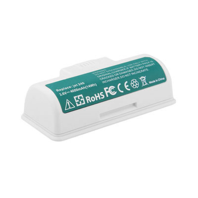 3.6V 4000mAh Replacement Li-ion Battery for iRobot BC674 4446040 UFE-ALT240ROB Braava Jet 240