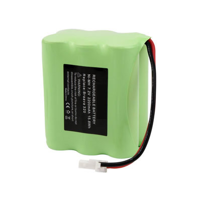7.2V 2200mAh Replacement Ni-MH Battery for iRobot Braava 320 321 Mint 4200 4205 EVO M678