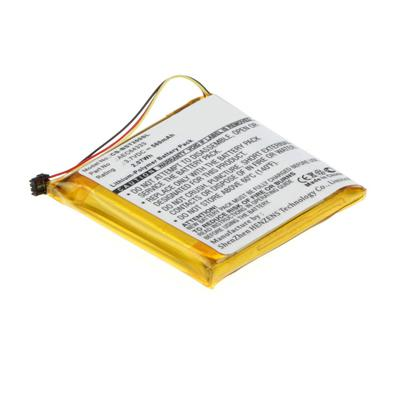 3.7V 560mAh Li-Polymer Replacement Battery for Beats AEC643333 PA-BT05 Studio 2.0