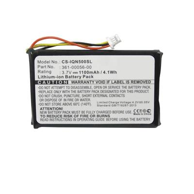 Replacement 3.70V 1100mAh Battery for Garmin 361-00056-00 Nuvi 30 50 50LM 55LM 55LMT