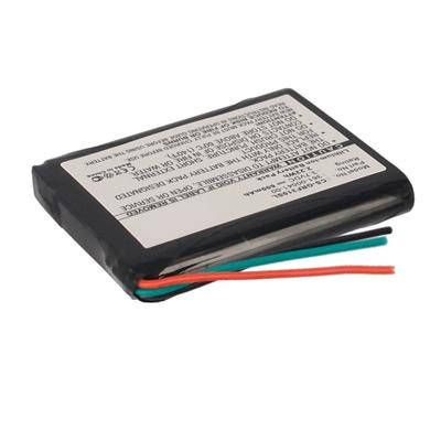 3.70V 600mAh Replacement Battery for Garmin 361-00041-00 Forerunner 310XT