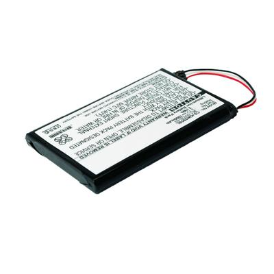 3.70V 1000mAh Replacement Battery for Garmin 010-01316-00 Nuvi 2557 2557LMT 2547 LMT 2597