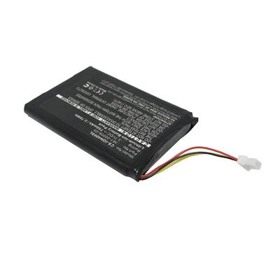 3.7V 750mAh Replacement Battery for Garmin 361-00056-05 Nuvi 40 40LM 52 52LM
