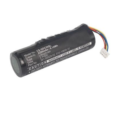 3.7V 2200mAh Replacement Battery for Garmin 010-10806-30 010-11828-03 361-00029-02