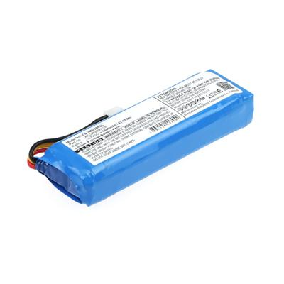 Replacement 3.70V 6000mAh Li-Polymer Battery for JBL AEC982999-2P Charge