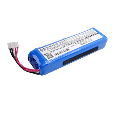 Replacement 3.70V 6000mAh Li-Polymer Battery for JBL GSP1029102 MLP912995-2P Charge 2 Plus
