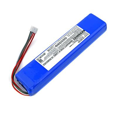 Replacement 7.40V 5000mAh Li-Polymer Battery for JBL GSP0931134 Xtreme JBLXTREME