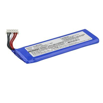 Replacement 3.70V 3000mAh Li-Polymer Battery for Flip 4 Special Edition JBL GSP872693 01