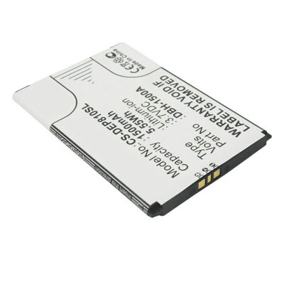 3.7V 1500mAh Replacement DBH-1500A Li-ion Battery for Doro Liberto 810