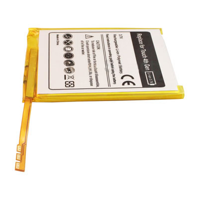 3.7V 950mAh Replacement battery for Apple iPod Touch 4th Gen 616-0552 616-0553