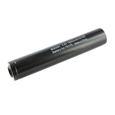 Replacement 1800mAh 3.6V NiMH Battery for Streamlight 76002 76014 76306 76309