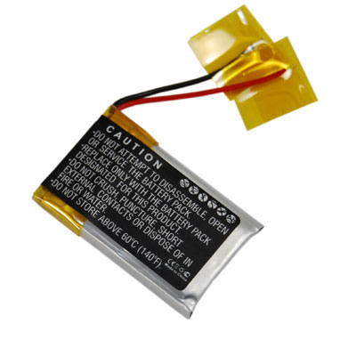 110mAh Replacement 381424 Battery for SONY Sbh-20 Stereo Headset