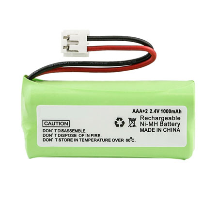 Replacement Rechargeable Phone Battery for GE BT-800 BY0929 25210 2-5210 25250 2-5250 25423