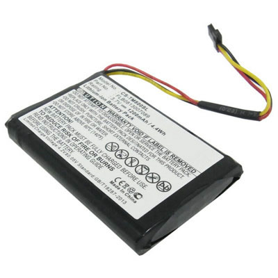 Replacement GPS Battery for TomTom CS-TM800SL FLB0813007089 One XL Traffic