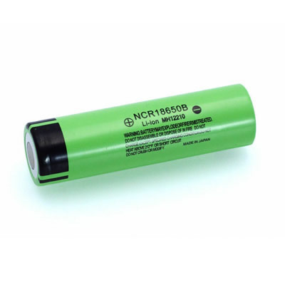 3.7V 3400mAh Replacement NCR-18650B Rechargeable Li-ion Battery for Panasonic NCR18650B