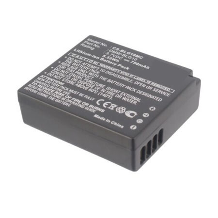 7.4V 1150mAh Replacement battery for Leica BP-DC15 D-Lux Type 109 D-Lux 7 C-Lux