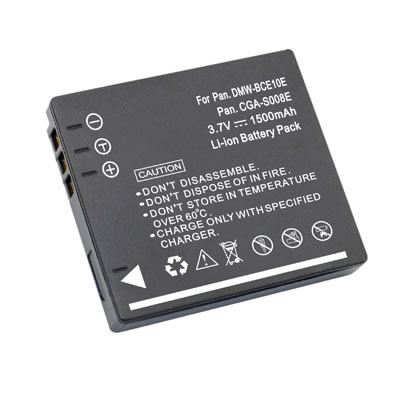 3.70V Replacement Camera battery for Leica BP-DC6 BP-DC6-E BP-DC6-J BP-DC6-U 1500mAh