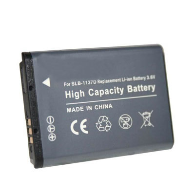 3.70V 750mAh Replacement SLB-1137D battery for Samsung i80 i85 i100 NV100HD 103 106 24 30 40 TL34HD
