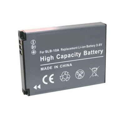 3.60V 700mAh Replacement SLB-10A battery for Samsung ES50 ES55 ES60 ES63