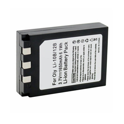 3.70V 1650mAh Replacement Camera battery for Olympus Camedia C-50 C-60C-70 C-470 C-760 Ultra Zoom