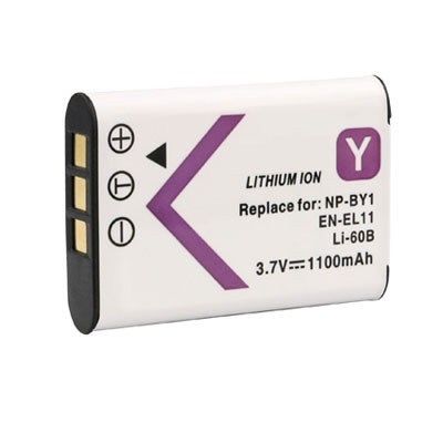 3.70V 1100mAh Replacement Camera battery for Ricoh DB-80 DB80 R50