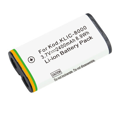 3.70V 2400mAh Replacement Camera battery for Ricoh DB-50 DB50 Caplio R1 R1S R1V R2 RZ1