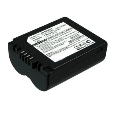 Replacement Camera battery for Leica BP-DC5 BP-DC5-E BP-DC5-J BP-DC5-U V-LUX1 1200mAh 7.20V