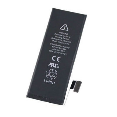 1560mAh 3.8V Replacement Li-ion Battery for Apple iPhone 5S 616-0720 616-0721 616-0728