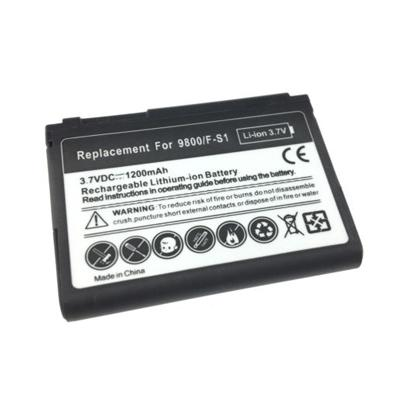 Replacement Cell Phone Battery for Blackberry F-S1 FS1 BAT-26483-003 Torch 9800 Torch 2 9810