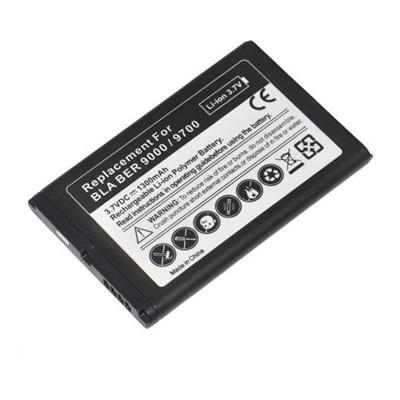 Replacement Cell Phone Battery for Blackberry M-S1 MS1 BAT-14392-001 ACC-14392-301 BOLD 9000 9700