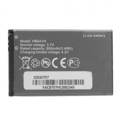 HB4A1H Cell Phone Battery Replacement For HUAWEI M318 U120 U121 U5705 V715 M636