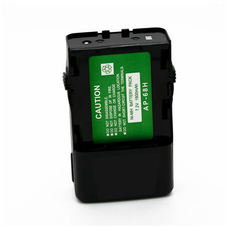 7.2V PMNN4000 Battery Replacement For Motorola GP68 GP-68