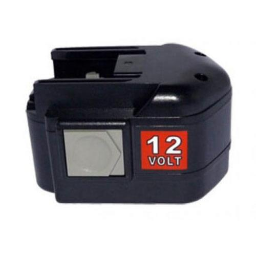 12.00V 2000mAh Replacement Power Tools Battery for AEG 4932353639 B1215 M1230 MXM12 YTB001